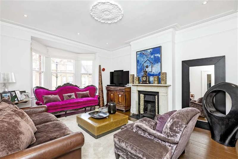 3 Bedrooms Maisonette Flat for sale in Thornbury Road, Clapham Park, London, SW2