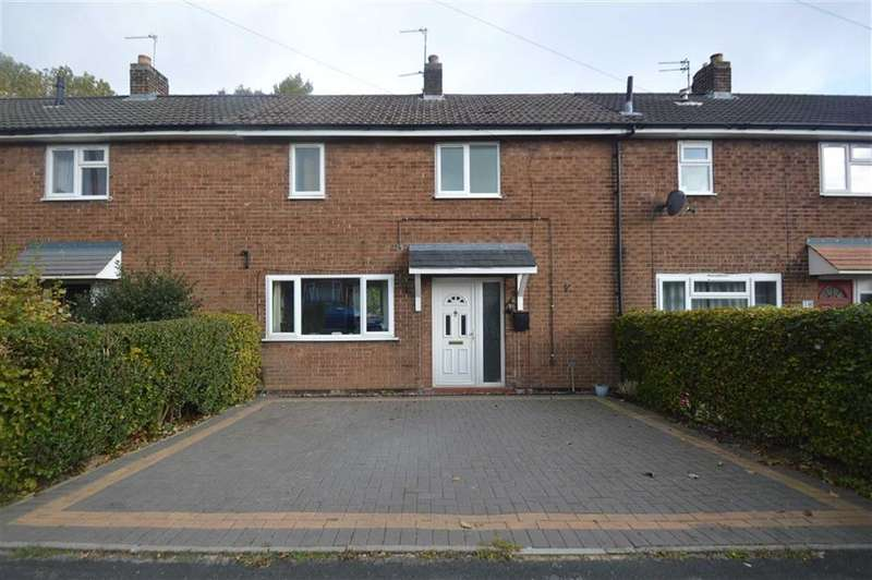 2 Bedrooms Property for sale in Hewetson Crescent, Macclesfield