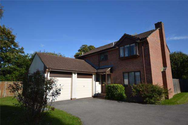 4 Bedrooms Detached House for sale in Oaklea, Honiton, Devon