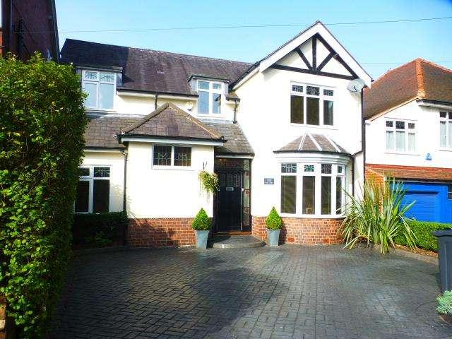 3 Bedrooms Detached House for sale in Harborne Road, Oldbury, Birmingham, West Midlands, B68 9JG
