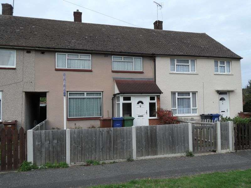 3 Bedrooms Terraced House for sale in Callan Grove, South Ockendon