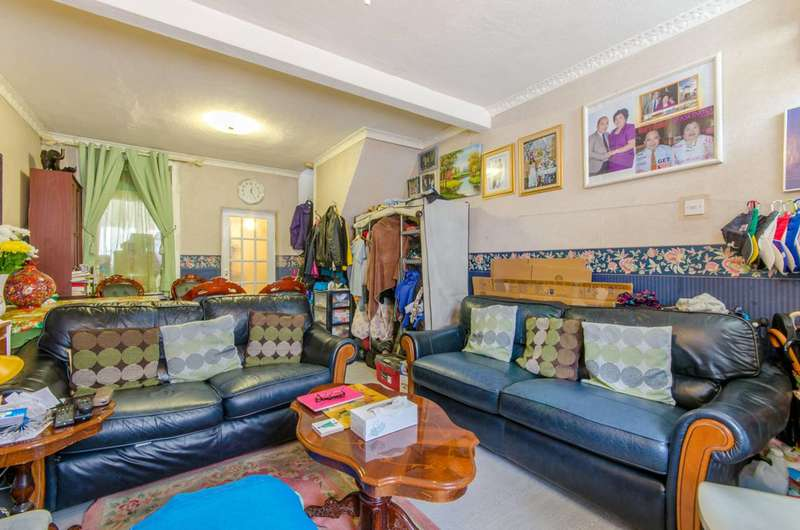 2 Bedrooms House for sale in Glenavon Road, Stratford, E15