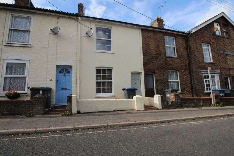 2 Bedrooms Terraced House for sale in Mill Road, Burgess Hill