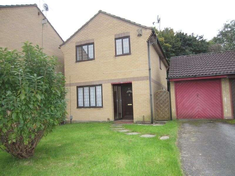 3 Bedrooms Detached House for sale in Sanctuary Court Culverhouse Cross Cardiff CF5 4NB