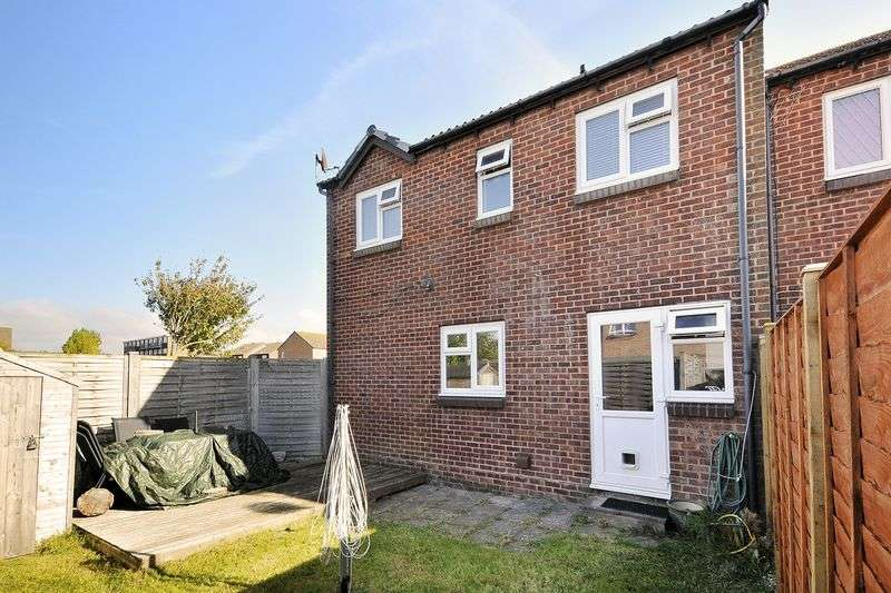 2 Bedrooms Terraced House for sale in Parklands, Shoreham By Sea