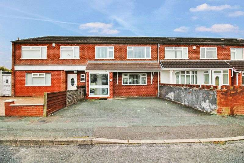 3 Bedrooms Terraced House for sale in Springhill Road, Wednesfield