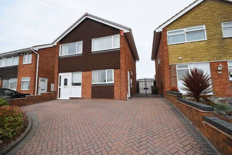 3 Bedrooms Detached House for sale in Kettering Drive, Eaton Park