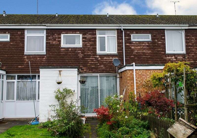 3 Bedrooms Terraced House for sale in Foreminster Court, Warminster