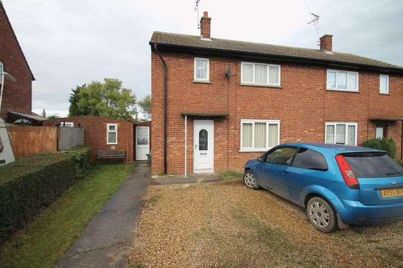 3 Bedrooms Semi Detached House for sale in Elizabeth Crescent, West Pinchbeck