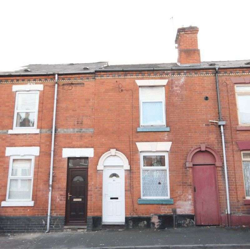 2 Bedrooms Terraced House for sale in MOORE STREET, DERBY
