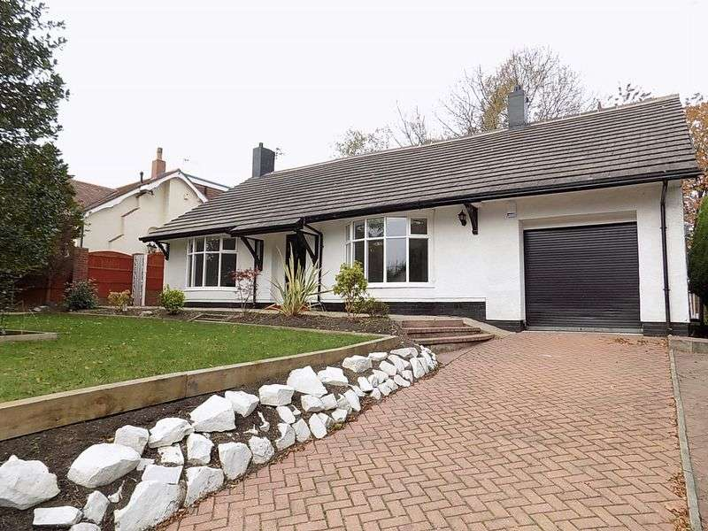 3 Bedrooms Detached House for sale in Park Road, Westhoughton