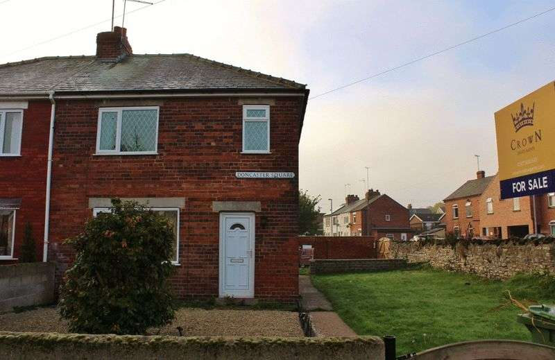 3 Bedrooms House for sale in Doncaster Square, Knottingley