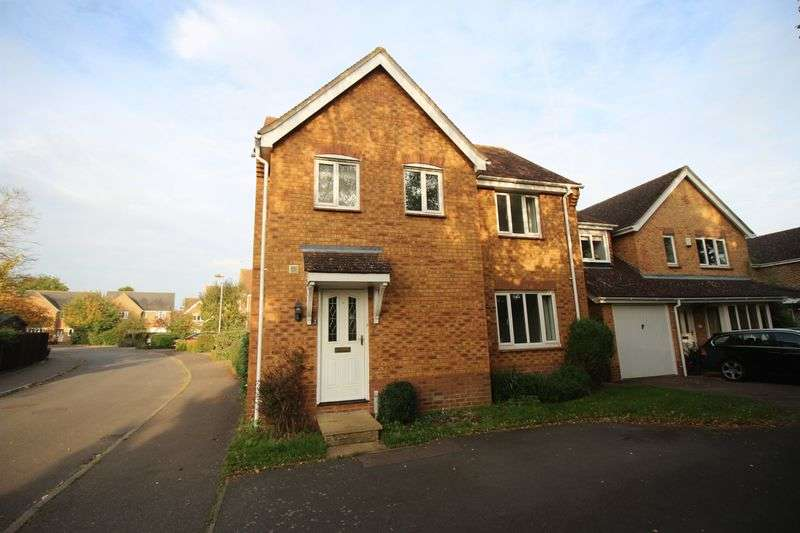3 Bedrooms Detached House for sale in Coulson Way, Alconbury, Huntingdon, Cambridgeshire