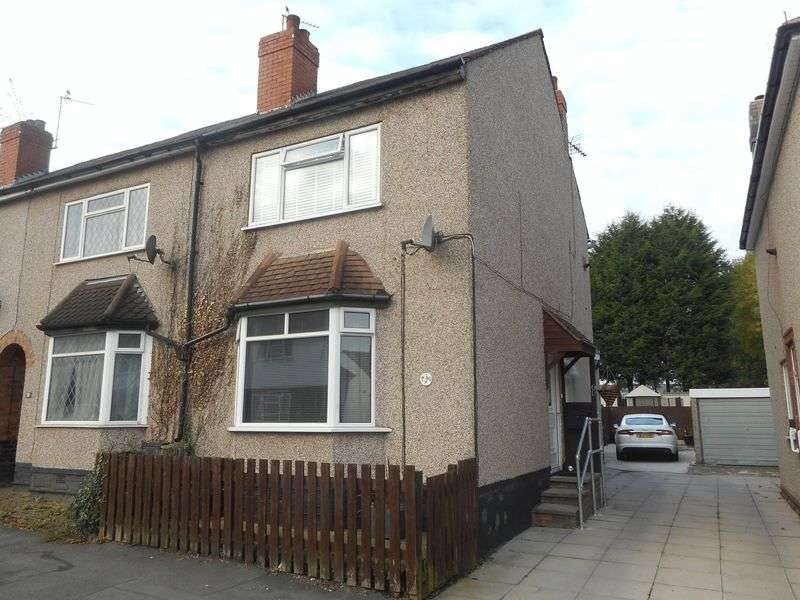 2 Bedrooms Terraced House for sale in Westbury Road, Nuneaton