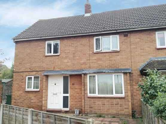 3 Bedrooms Semi Detached House for sale in Judith Butts, Shrewsbury, Shropshire, SY2 5SD