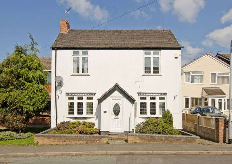 4 Bedrooms Detached House for sale in Bank Street, Heath Hayes, Cannock