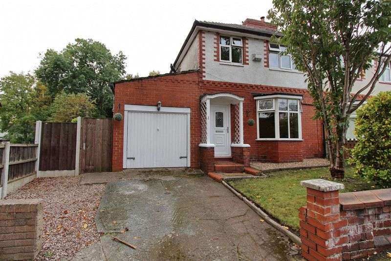 3 Bedrooms Semi Detached House for sale in Holyrood Drive, Prestwich, Manchester