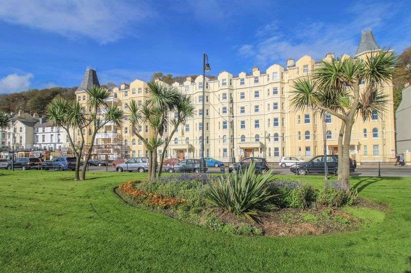 1 Bedroom Flat for sale in 15 Picadilly Court, Queens Promenade, Douglas, IM2 4NS