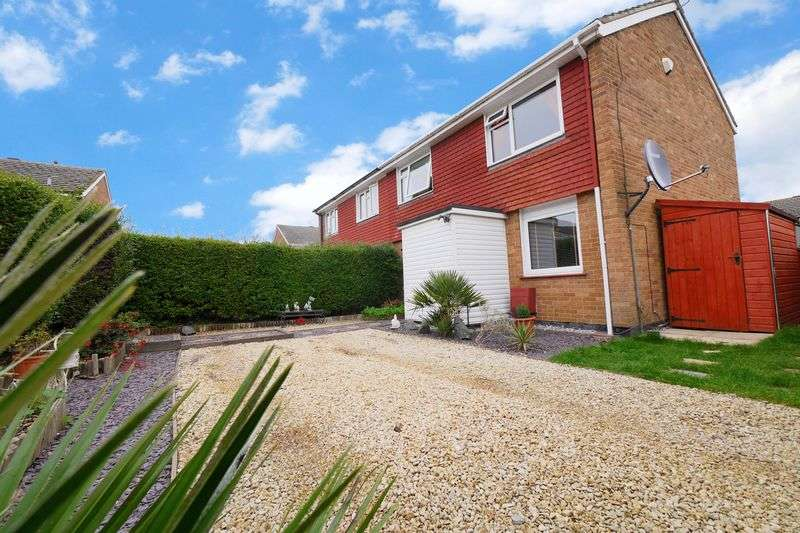 3 Bedrooms Semi Detached House for sale in COLNE DRIVE