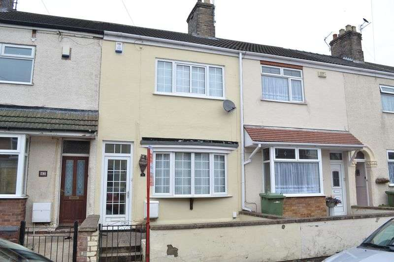 3 Bedrooms Terraced House for sale in Hare Street, Grimsby