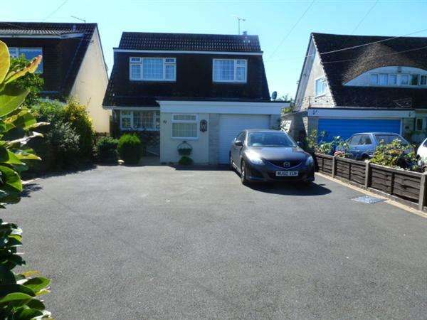 4 Bedrooms Detached House for sale in Elm Tree Road, Locking, Weston-Super-Mare
