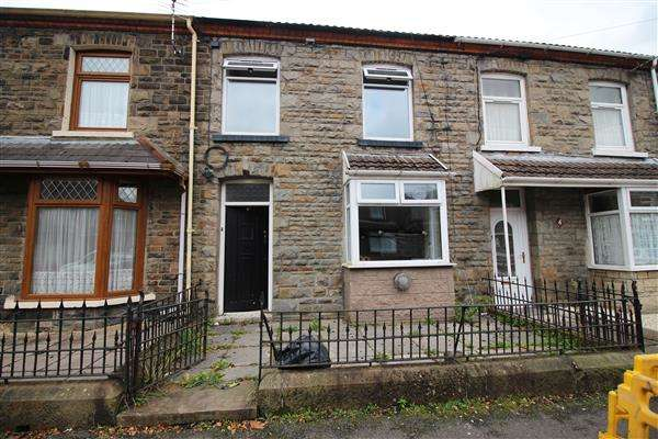 3 Bedrooms Terraced House for sale in Sherwood Street, Tonypandy
