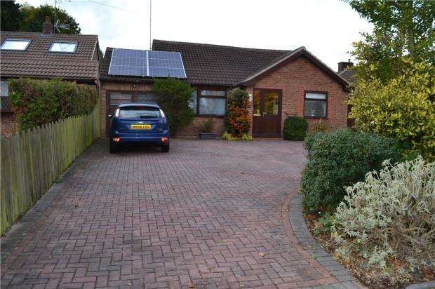 3 Bedrooms Detached Bungalow for sale in Hawthorne Lane, Tile Hill, Coventry, West Midlands