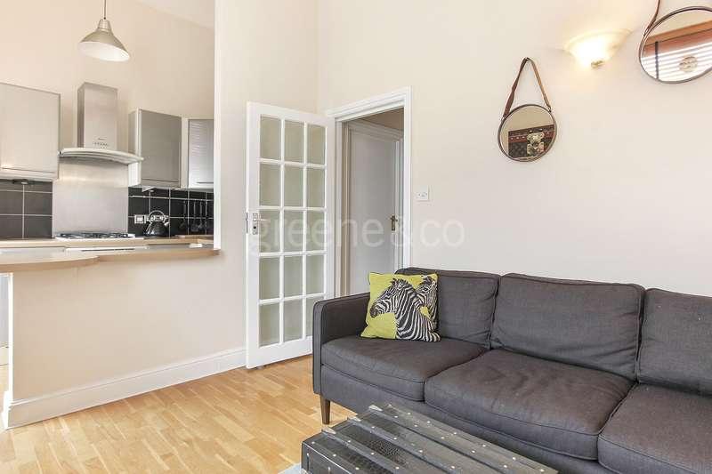 1 Bedroom Flat for sale in Warwick Avenue, Maida Vale, London, W9