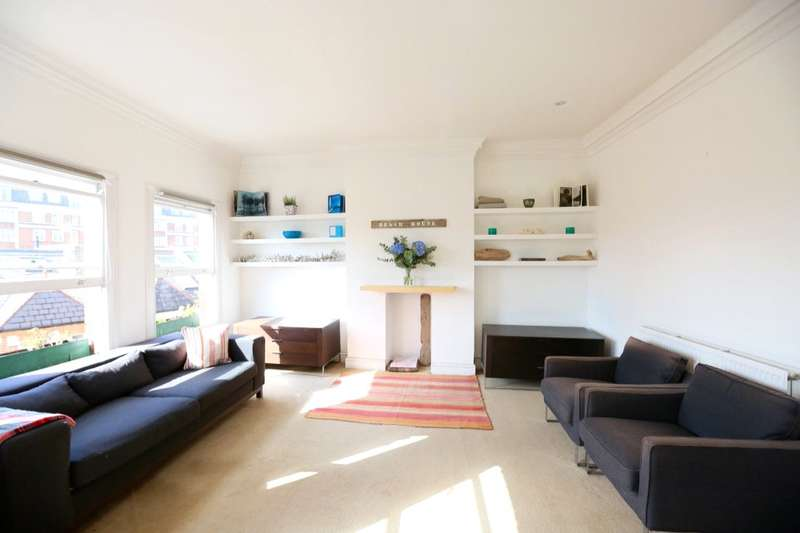 2 Bedrooms Flat for sale in Burlington Road, Putney Bridge, Fulham, London, SW6