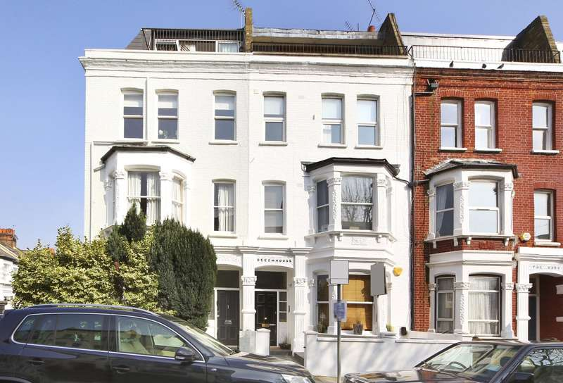 2 Bedrooms Maisonette Flat for sale in Waldemar Avenue, Parsons Green, Putney Bridge, Fulham, SW6