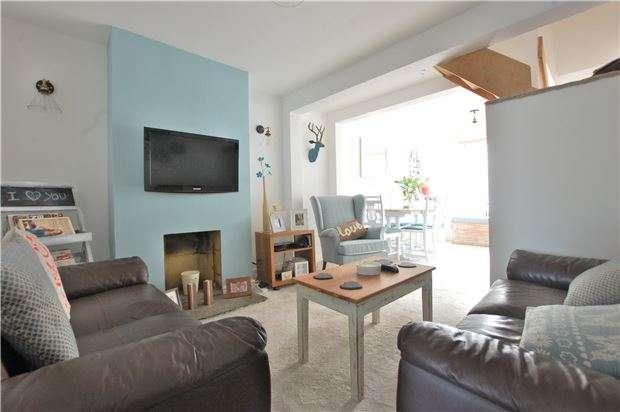 2 Bedrooms Terraced House for sale in Rosehill Street, CHELTENHAM, Gloucestershire, GL52 6SJ