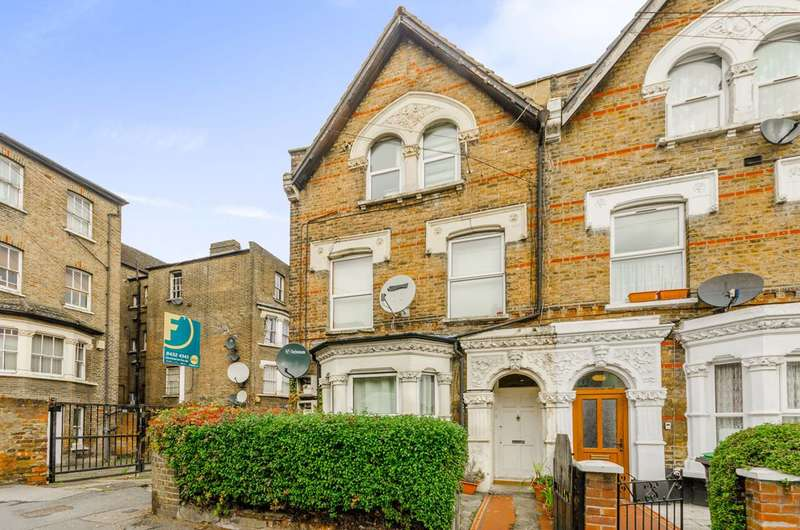 1 Bedroom Flat for sale in Hermitage Road, Finsbury Park, N4