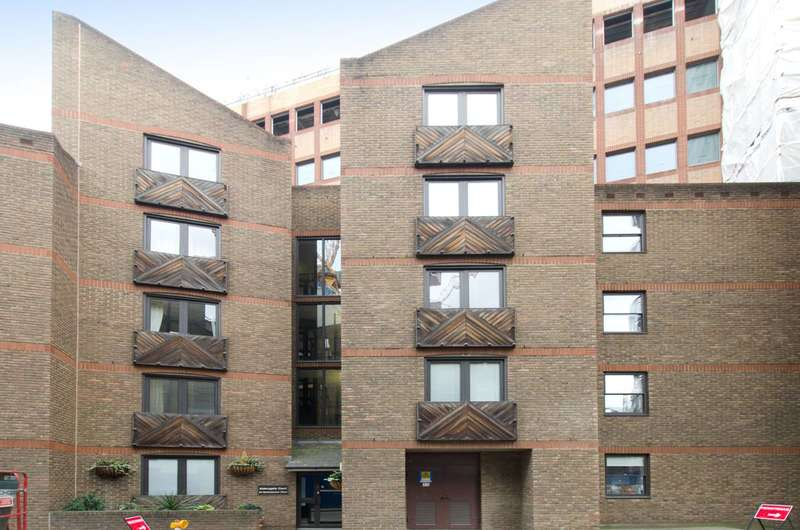 1 Bedroom Flat for sale in Bartholomew Close, Farringdon, EC1A