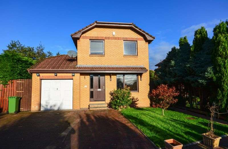 3 Bedrooms Detached House for sale in South Dumbreck Road, Kilsyth
