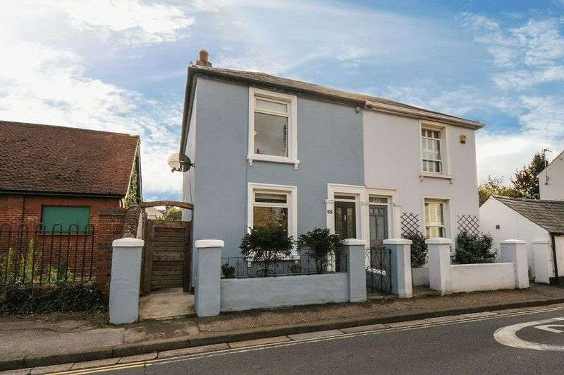 2 Bedrooms Semi Detached House for sale in Oving Road, Chichester