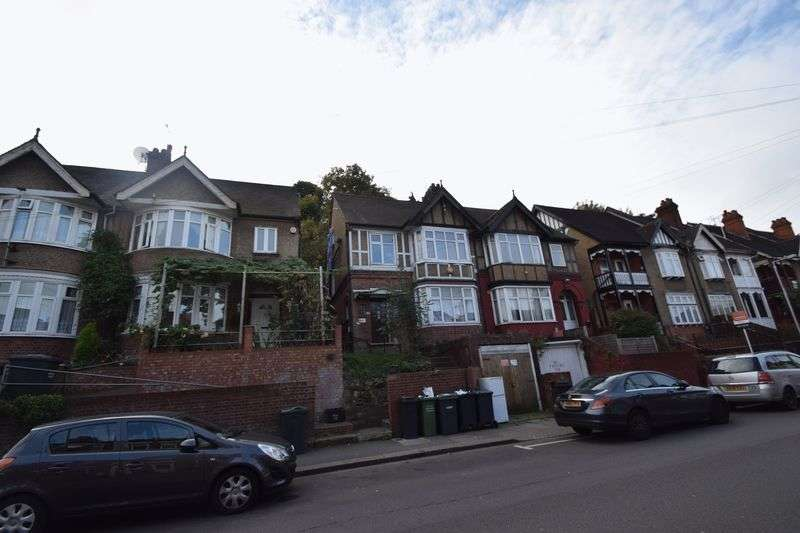 2 Bedrooms Flat for sale in Ashburnham Road, Luton
