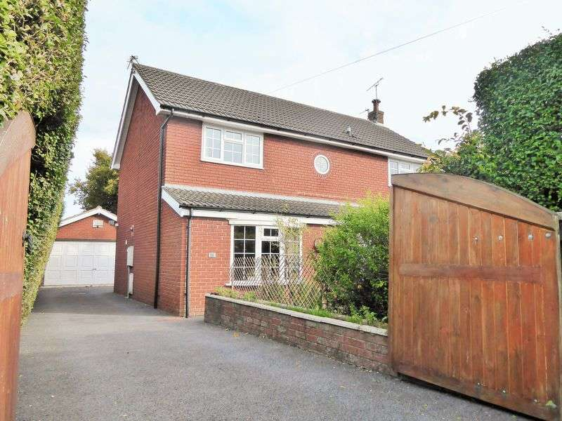 4 Bedrooms Detached House for sale in Southport Road, Ormskirk