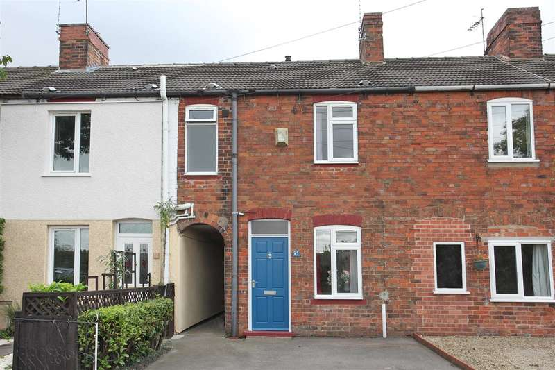 2 Bedrooms Terraced House for sale in Barnby Crossing, Newark