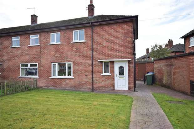 3 Bedrooms End Of Terrace House for sale in 22 South Hey, LYTHAM ST ANNES, Lancashire