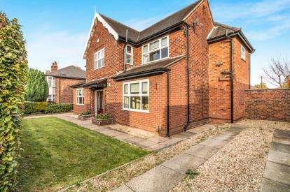 3 Bedrooms Detached House for sale in Marlfield Road, Grappenhall, Warrington, Cheshire