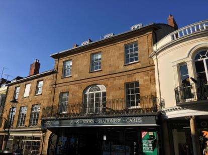 3 Bedrooms Flat for sale in Cheap Street, Sherborne, Dorset