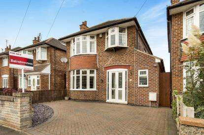 3 Bedrooms Detached House for sale in Ranelagh Grove, Wollaton, Nottingham, Nottinghamshire