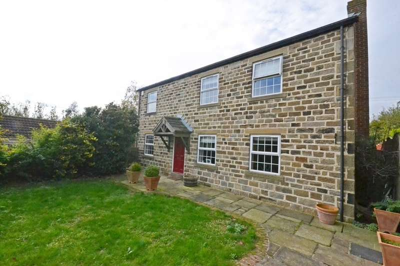 4 Bedrooms Detached House for sale in Warmfield Lane, Warmfield, Wakefield