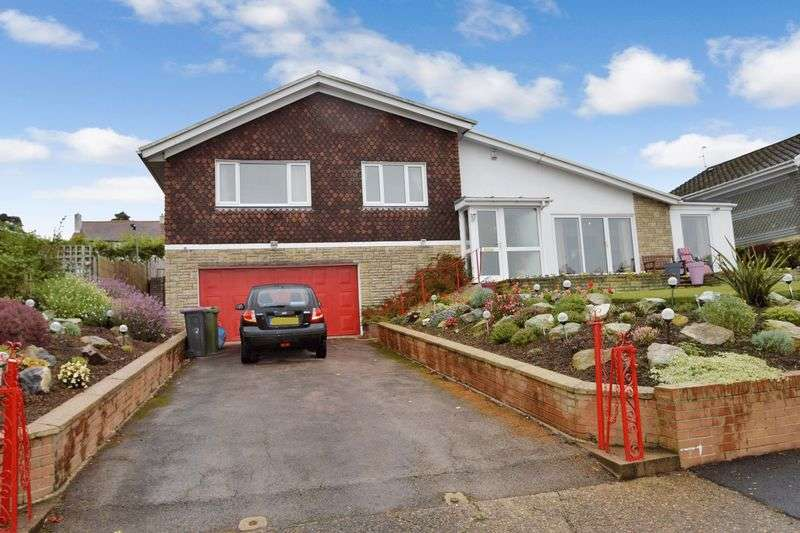 4 Bedrooms Detached House for sale in Edge Hill, Llanfrechfa, Cwmbran
