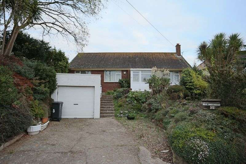 3 Bedrooms Detached Bungalow for sale in Pine Ridge, Woodway Road, Teignmouth