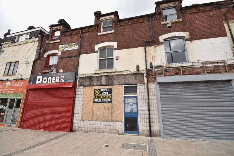 Commercial Property for sale in Albion Street, Castleford