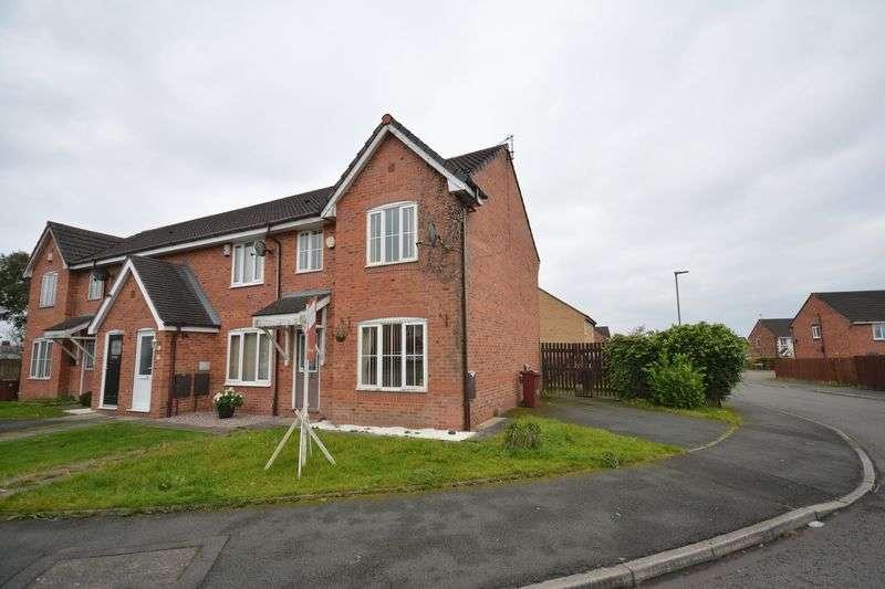 3 Bedrooms Mews House for sale in Lindisfarne Avenue, Blackburn