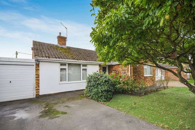 3 Bedrooms Detached Bungalow for sale in Selwyn Crescent, Radley