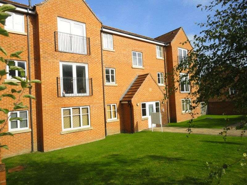 2 Bedrooms Flat for sale in New Village Way, Churwell, Leeds