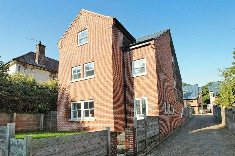 5 Bedrooms Detached House for sale in Earlham Road, Norwich
